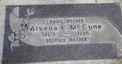 Alvena E. <i>Schafer</i> McCune