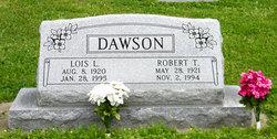 Lois <i>Lucas</i> Dawson