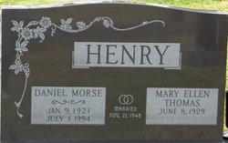 Daniel Morse Henry