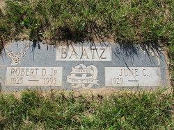 Robert Daniel Baatz, Jr