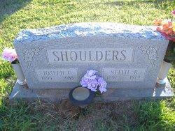 Nellie Rosella <i>Hornback</i> Shoulders