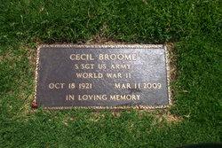 Cecil Broome
