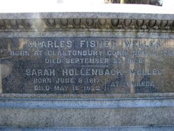 Charles Fisher Welles