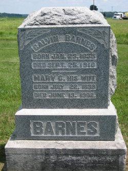 Mary Catherine <i>Staples</i> Barnes