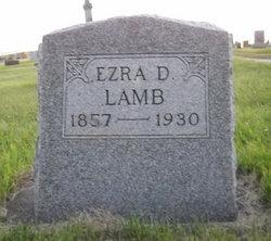 Ezra D. Lamb
