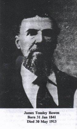 James Tensley JT Bowen