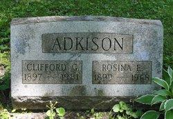 Clifford Graves Adkison