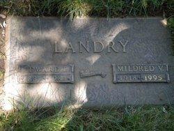 Edward Francis Landry