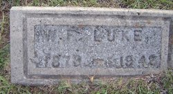 William Ferdinand Will Luke