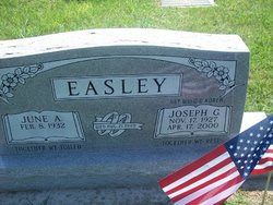 June A. Easley