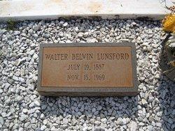 Walter Belvin Lunsford