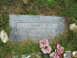 Nancy Jean Hamilton