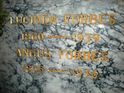 Lucinda <i>Pollock</i> Forbes