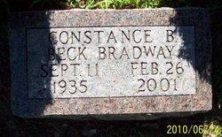 Constance Bernadine <i>Beck</i> Bradway