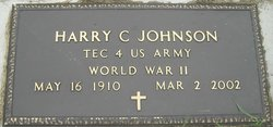 Harry C Johnson