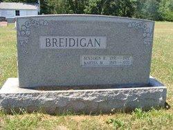 Benjamin R Breidigan