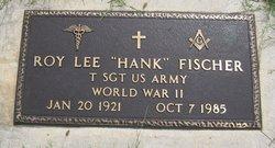 Roy Lee Hank Fischer