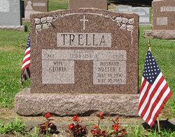Walter E Trella