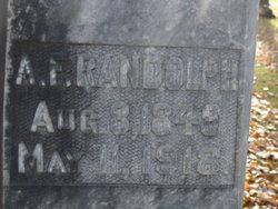 A F Randolph