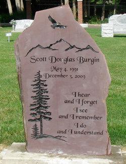Scott Douglas Burgin