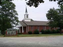 Peaces Chapel Baptist Church Cemetery