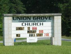 Union Grove Congregational Church Cemetery