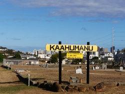 Kaahumanu Society Cemetery
