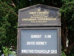 First Church in Jamaica Plain Cemetery