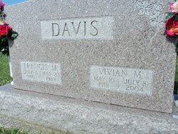 Vivian Mae <i>Higgins</i> Davis
