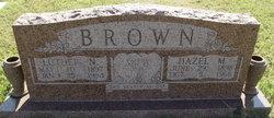 Hazel Marie <i>Speck</i> Brown