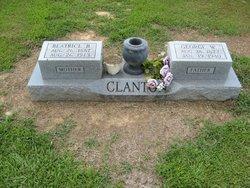 David George Washington Clanton
