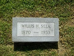 Willis H Seek