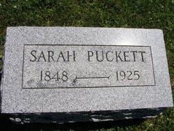 Sarah <i>Adamson</i> Puckett