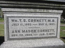 Ann <i>Mason</i> Cornett