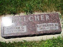 Katherine M. <i>Albracht</i> Melcher