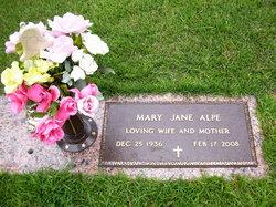 Mary Jane Alpe