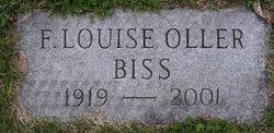 Florence Louise <i>Oller</i> Biss