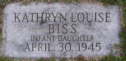 Kathryn Louise Biss