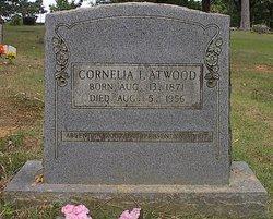 Cornelia Elizabeth <i>Whitten</i> Atwood