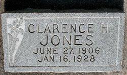 Clarence Harold Jones
