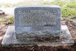 Mary Elsie <i>Linney</i> Franks