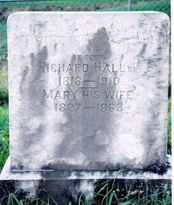 Mary Jane <i>Wilson</i> Hall