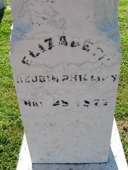 Elizabeth <i>Hedges</i> Phillips