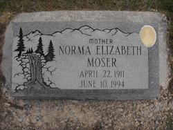 Norma Elizabeth <i>Ransom</i> Moser