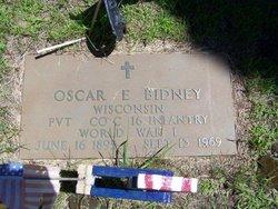 Oscar Bidney