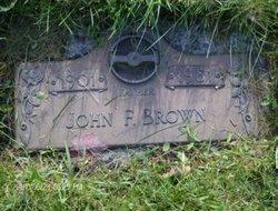 John Fred Brown