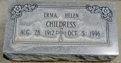 Erma Helen <i>Johnson</i> Childress