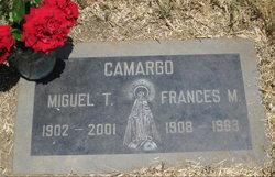 Frances M. <i>Verdugo</i> Camargo