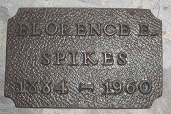 Florence E. Spikes