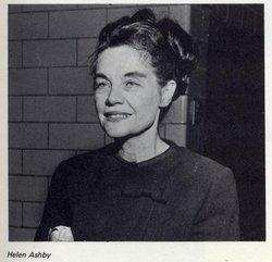 Helen E. Ashby
